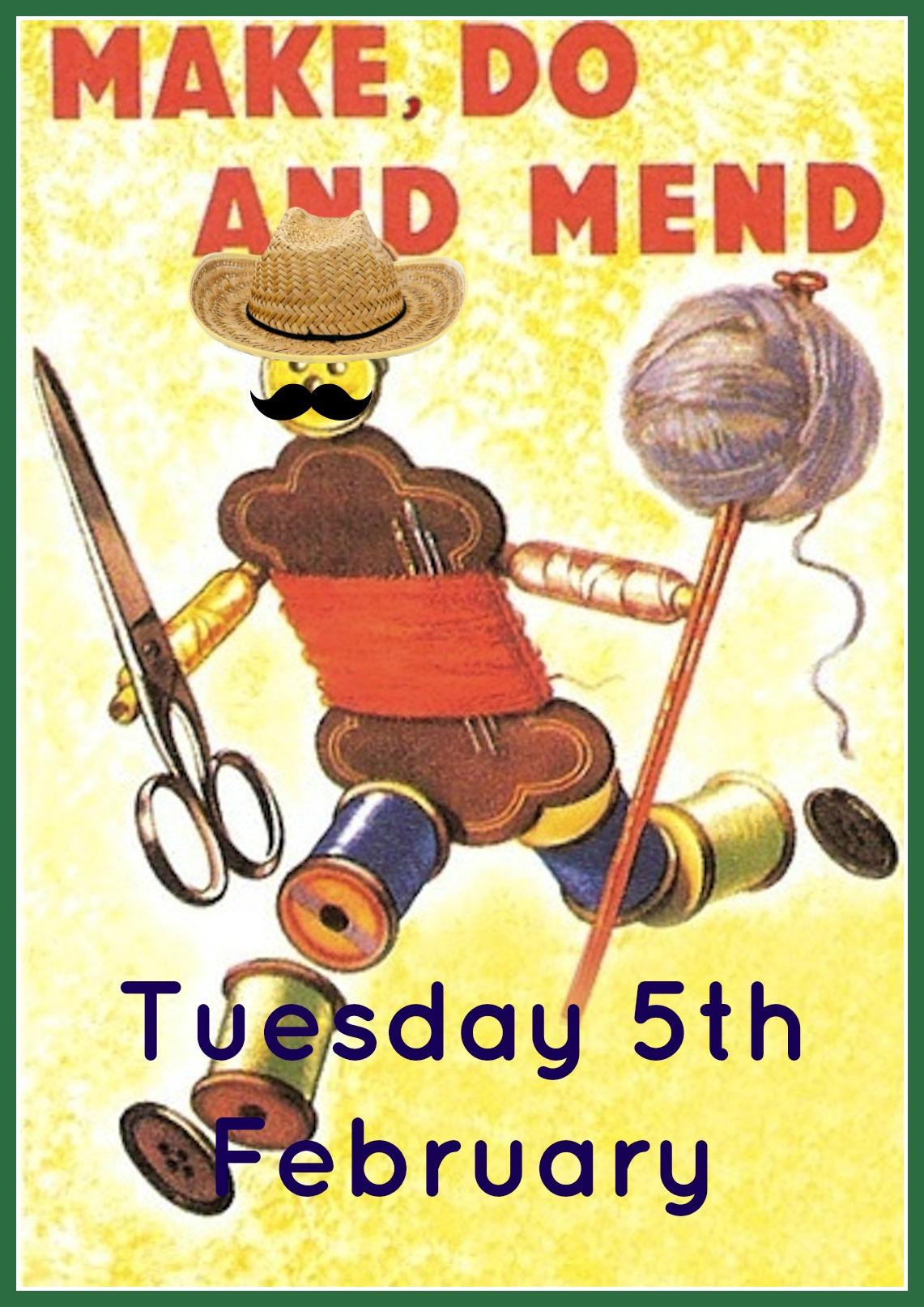 make, do & mend man February 2013