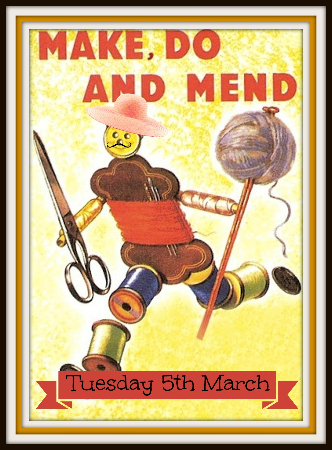 make, do & mend man March 2013