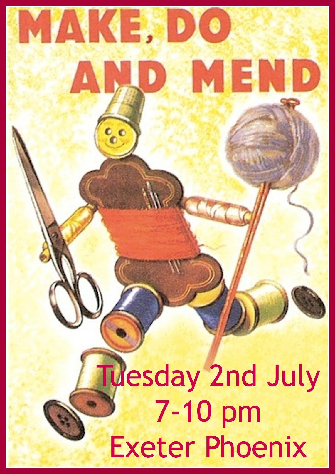 make, do & mend man July 2013