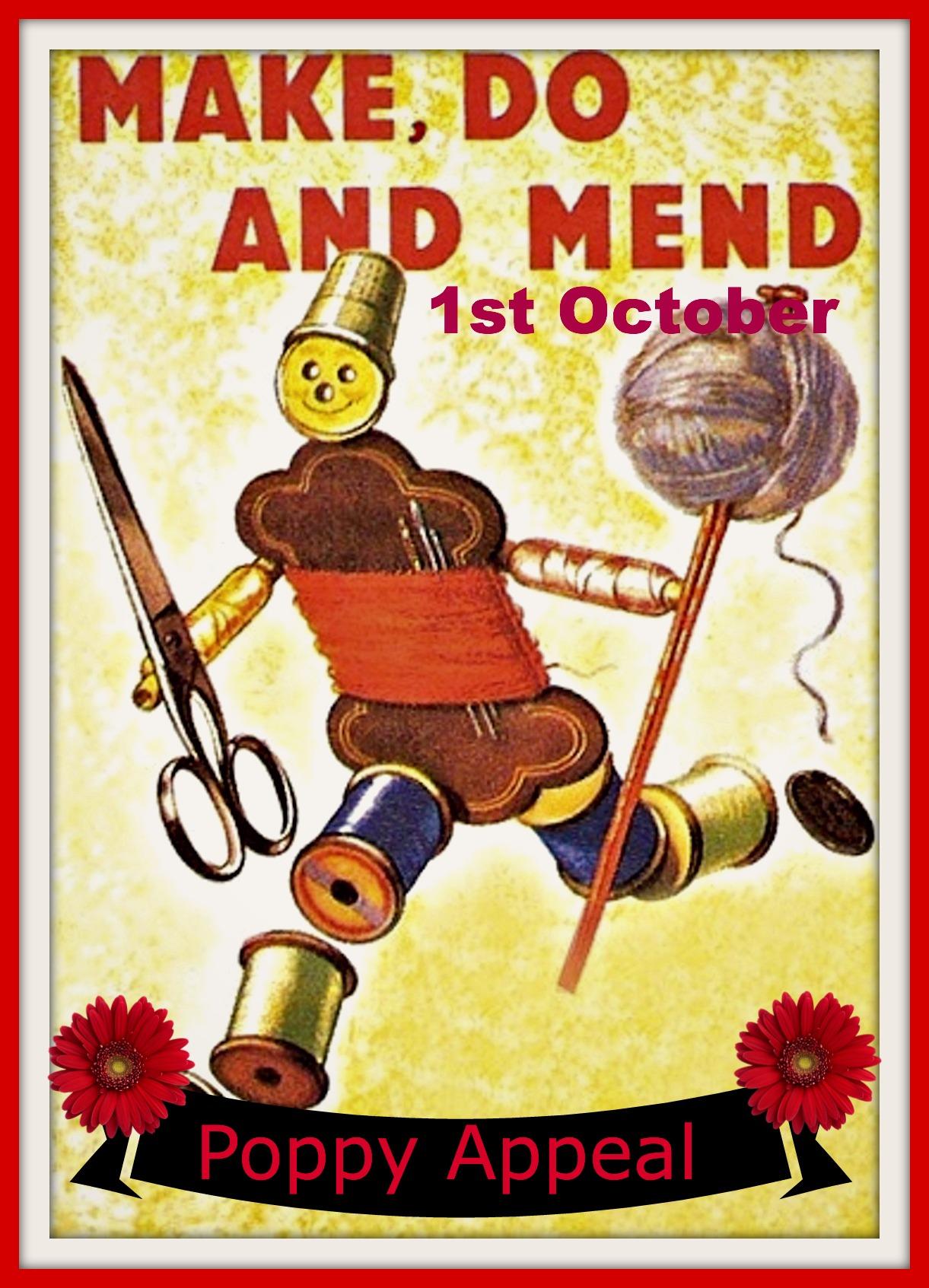make, do & mend man October 2013