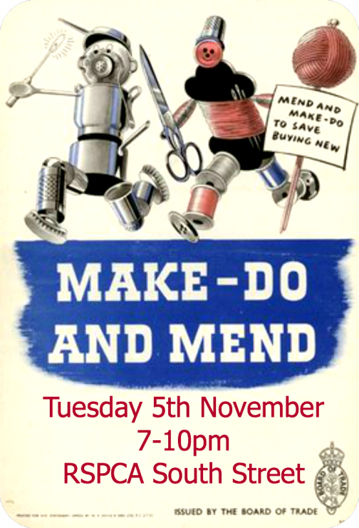 make do & mend November 2013