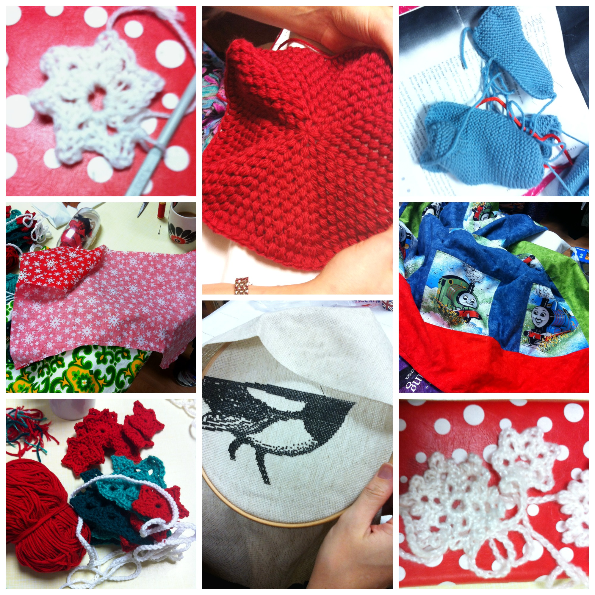 Make, Do Dec 13 Collage