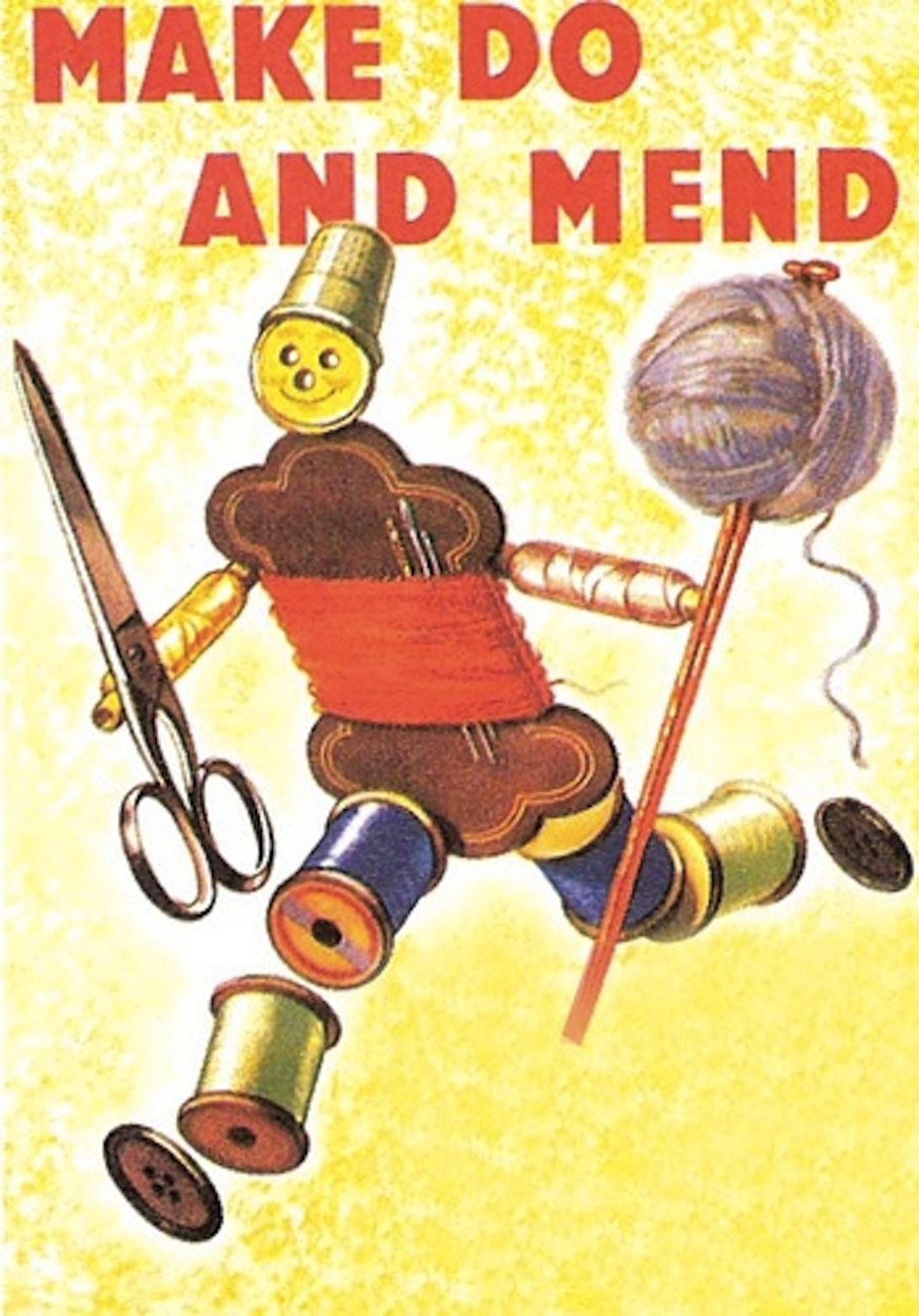 make do & mend man